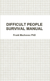 difficult people survival manual